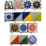 Azulejos Talavera Paquete De 10 Piezas