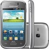 Samsung Galaxy S2 Duos Tv S7273 4gb Prata Gps Wifi Novo