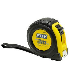 Flexómetro Anti Impacto 3m X 1/2 Foy 142062