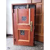 Puertas Metalicas Blindadas De Seguridad