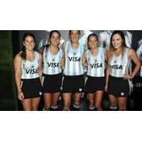 Conjunto Leonas Niñas Titular Rosa 2017 Campera Mujer Hockey