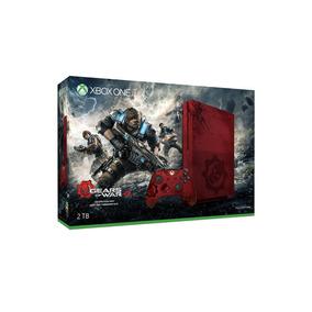 Consola Xbox One S 2tb Gears Of War 4 Nueva Y Sellada