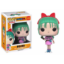 Bulma Funko Pop Dragon Ball Z Anime Goku Vegeta Buu Kai 108