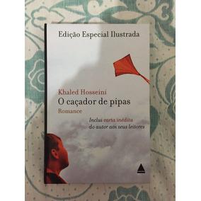 O Caçador De Pipas - Hosseini - Edição Especial Ilustrada