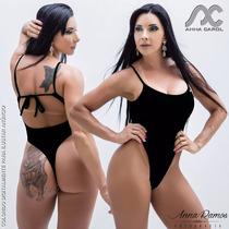 Maiô Fio Dental Biquinis Anna Carol Body Sensual Sexy-line-5