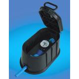 Caixa De Proteção Para Hidrômetro No Passeio Para Piso Chão