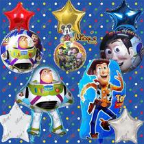 Paquete De 35 Globos De Toy Story Cumpleaños Fiesta Infantil