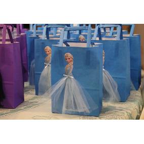 Bolsitas Cumpleaños Frozen Souvenirs