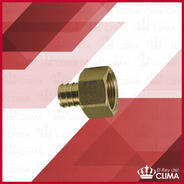Racor Recto Rosca H 1  X 1   Giacomini Gz109y055 X  Unid