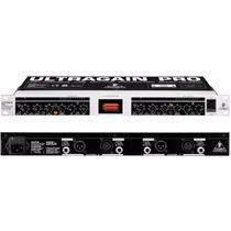 Mic2200 Pré-amplificador Valvulado Ultragain Pro Mic 2200