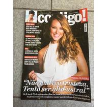 Revista Contigo Paolla Oliveira Ana Hickmann Sabrina Sato