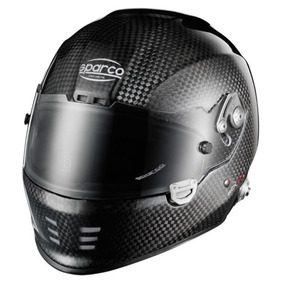 Casco Sparco Racing Fibra D Carbono Wtx-9w Air F1,wec, Wtcc