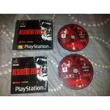 Resident Evil 2 Pal