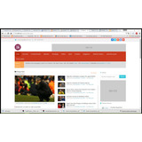 Web Diario Digital (clasificados Eventos Videos Cms )