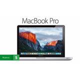Macbook Pro 13 500gb I5 Unidad Nueva