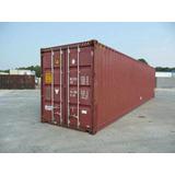 Container Dry 20 E 40 Pés