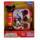 Mickey Mouse Clubhouse, Mi Primer Libro De Mickey Luces Y S