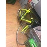 Bicicleta Fibra De Carbono Wiler Triestina