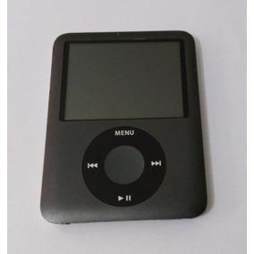 Ipod Nano 8gb 3 Geração Apple Cinza Chumbo - Usado - Leia