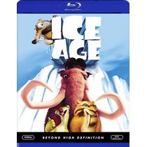 Blu Ray Ice Age 1 La Era Del Hielo 1 Tampico Envio Gratis