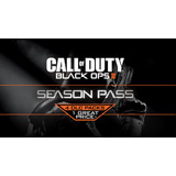 Season Pass Call Of Duty Black Ops 2 Ps3 Digital