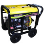 Gerador De Energia A Diesel Trifásico 6 Kva Partida Elétrica
