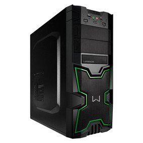 Gabinete Gamer Warrior Multilaser - Ga154 Sem Fonte