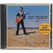 Cd Izzy Stradlin 117° 1998 Americano Lacrado Geffen Records
