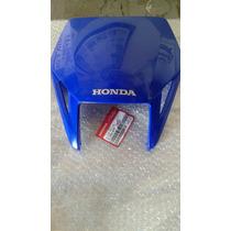 Carenagem Farol Xr 250 Tornado 2006 Azul »»original Honda««