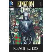 Kingdom Come Saga 4 Tomos Waid Ross Dc Comics G1