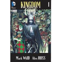 Kingdom Come Saga 4 Tomos Waid Ross Dc Comics