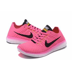 Zapatillas Nike Free Rn Flyknit Dama C/caja Compralas Ya!