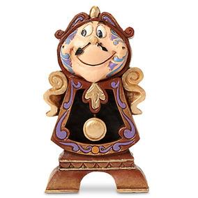 Relógio Disney Bela E Fera - Cogsworth -original Eua