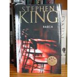 Stephen King Rabia Terror Libro Prohibido Terror.