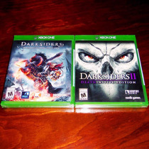 Lote 2 Vj Darksiders Warmastered Y Ii Deathinitive Xbox One