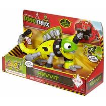Dino Trux Revvit Zoutil Grande De Mattel
