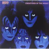 Kiss Creatures Of The Night Vinilo Importado De 180 Gramos