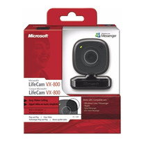 Camara Web Lifecam Vx-800 Microsoft Video Llamadas Y Skype