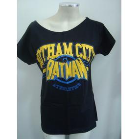 Blusinha Feminina Gotham City - Batman