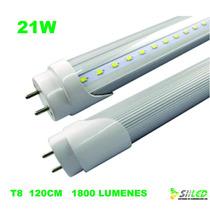 Tubo De Led T8 120cm 21w. 1800 Lumenes ¡oferta!