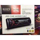 Autoradio Sony Xplod Cdx-gt520u A S/339.98 Soles Instalado