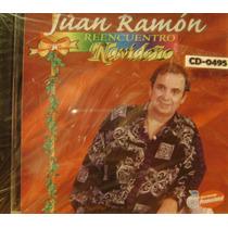 Juan Ramon Reencuentro Navideño Cd Original Muy Raro