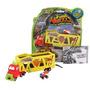 Trash Wheels Camion Con Trailer Original - Tuni 68141