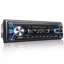 Stereo Power Acustic Pa Pl 51b Bluetooth Sd Usb Mp4