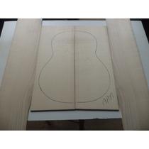 Kit Maple Cavaquinho Fundoe Faixa Maciço Luthier