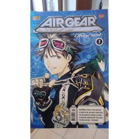 Air Gear - Mangá - Panini - 18 Vols - Volume 1 Ao 18