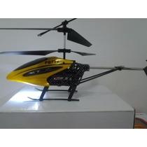 Mini Helicóptero Controle Remoto Fq 777 Brinquedo Promoção