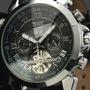 Relógio Luxo Jaragar Turbilhão Masculino Importado Suíço