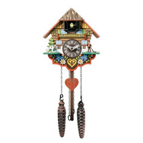 Reloj Aleman Cucú Musical Multicolor - Blakhelmet Nsp