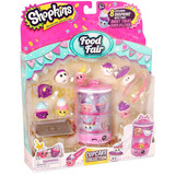 Shopkins Food And Fair Cupcakes Fast Food Cool & Creamy Sipi